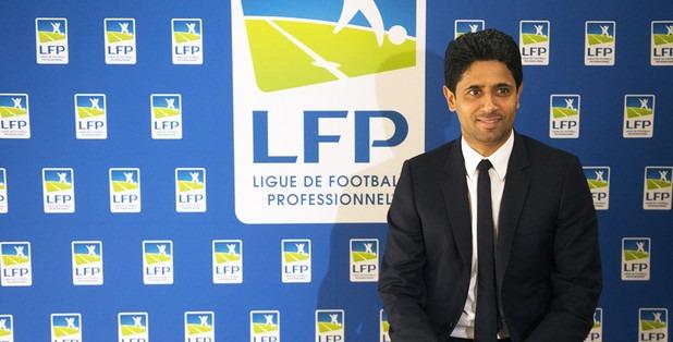 Nasser Al-Khelaïfi LFP