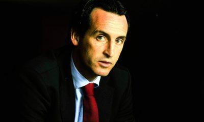 """Emery: """"Je pense que Di Maria pourra jouer contre Arsenal"""", """"Pastore, il faut attendre les analyes"""""""
