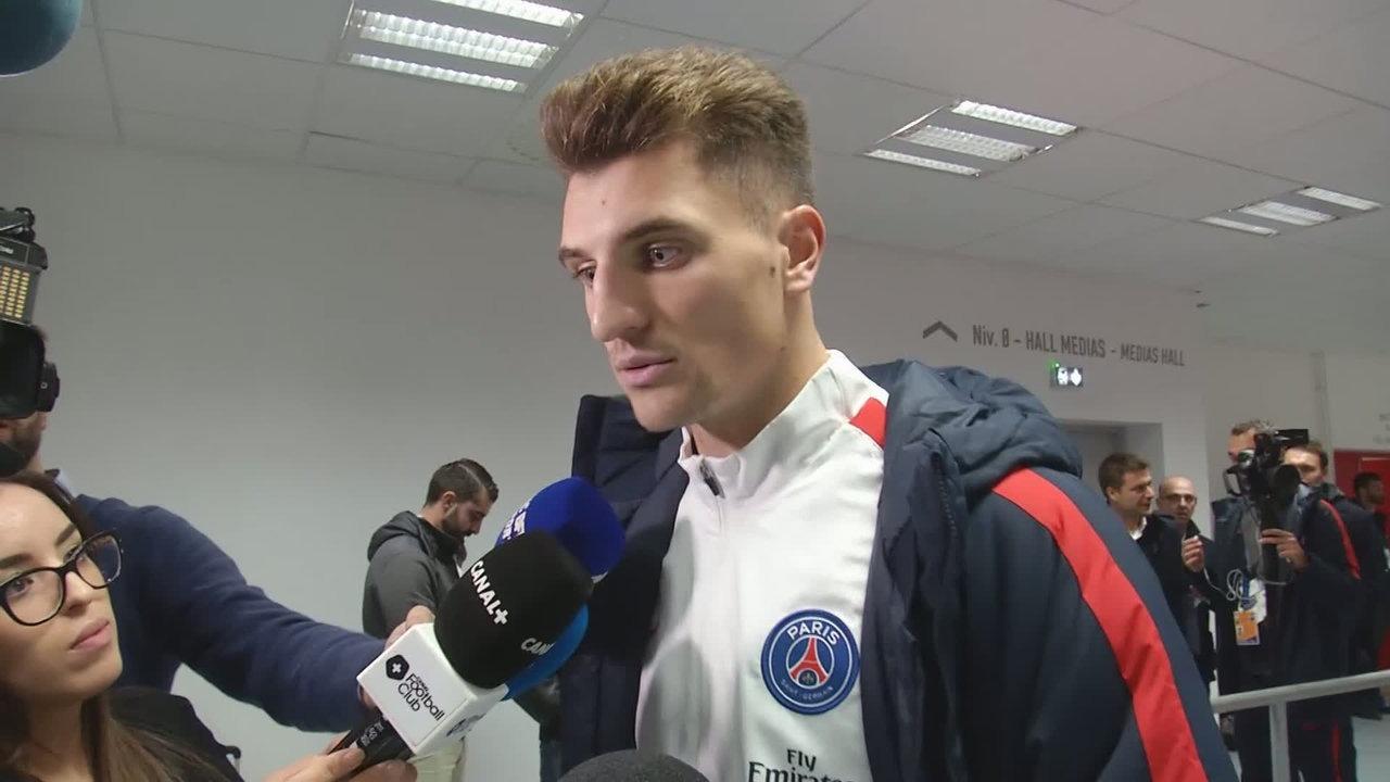 """Thomas Meunier demande discrètement """"un peu de chauvinisme"""" à L'Equipe"""