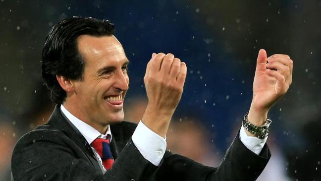 Emery «J'ai confiance en tous mes joueurs»