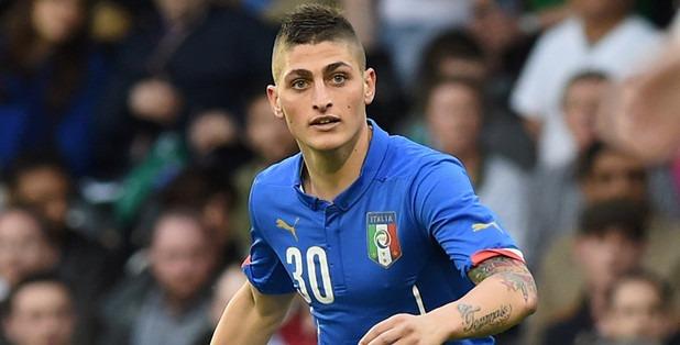 L'Italie de Marco Verratti, qui est titulaire, affronte l'Albanie ce soir à 20h45