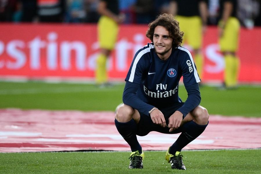 Adrien Rabiot dans le onze-type des joueurs de moins de 21 ans de L'Equipe