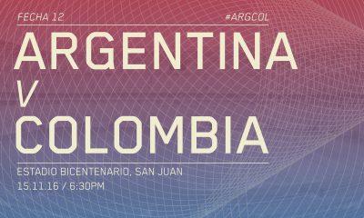 Argentine/Colombie - Les compositions: Angel Di Maria est titulaire