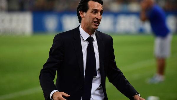 """Emery """"L'équipe va changer la situation, il va y avoir l'opportunité d'être champion c'est sûr"""""""