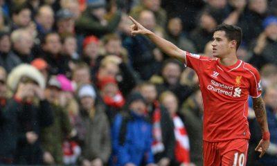 """Coutinho """"Je suis très bien à Liverpool"""""""