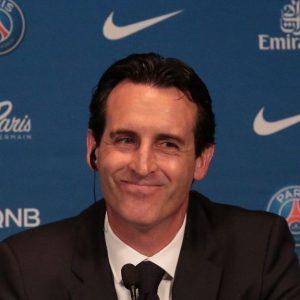"""PSG/Lorient - Emery """"Pastore et Rabiot sont toujours blessés. Thiago Motta est incertain"""""""