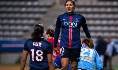 Féminines - Le PSG ramène une précieuse victoire de Charente grâce à un doublé de Cristiane