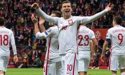 Krychowiak s'impose 3-0 avec la Pologne