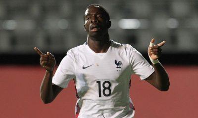 Jonathan Ikoné, blessé avec Montpellier après de bons débuts, environ 4 semaines d'absence