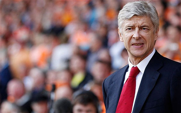 """Mercato - Arsène Wenger """"Ma préférence est de rester ici"""""""