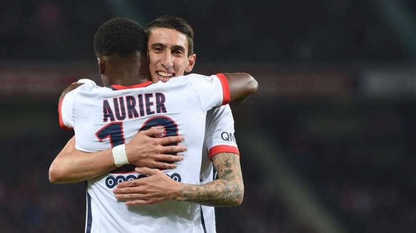 Ligue 1 - Di Maria et Aurier dans l'équipe-type de la 12e journée selon L'Equipe