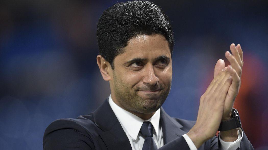 """Al-Khelaïfi """"ma passion et mon cœur, c'est le PSG...je prends les décisions"""""""