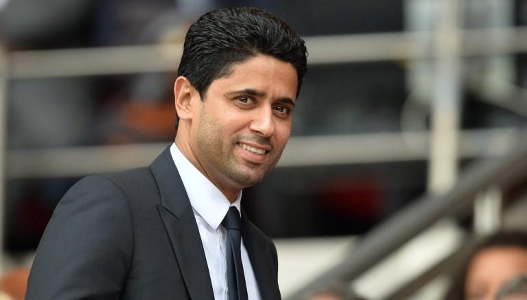PSG/OL - Thomas Meunier toujours absent de l'entraînement, mais Nasser Al-Khelaïfi présent