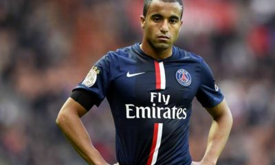"""PSG/Angers - Lucas : """"C'est un petit hommage qu'on voulait faire"""""""
