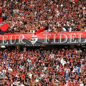 PSGNice - Le club niçois prend à sa charge le déplacement des supporters