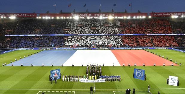 """Le PSG """"exprime sa plus profonde solidarité envers les victimes et leurs proches"""""""