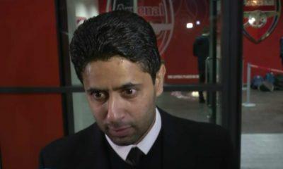 """Nasser Al-Khelaïfi """" Terminer premier du groupe est notre objectif """""""