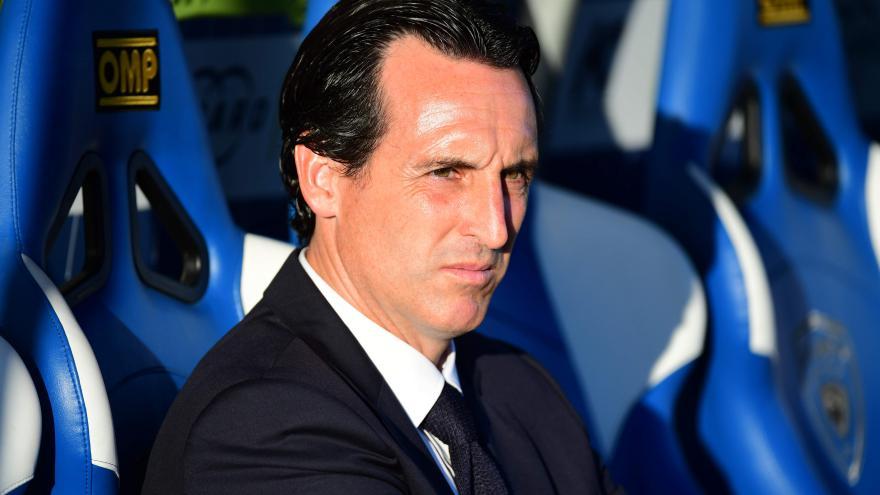"""PSG/Lorient - """"Emery joue son avenir"""" et peut gagner """"6 semaines"""", prévient L'Equipe"""
