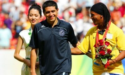 Anciens – Ronaldinho voudrait aider Chapocoense