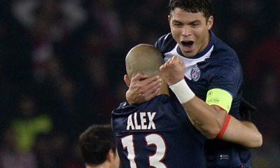 """Alex : Thiago Silva """"Ce n'est pas parce qu'il a le brassard qu'il doit régler tous les problèmes"""""""