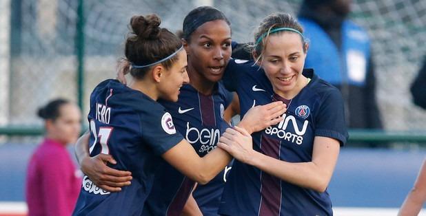 Féminines - Le PSG se déplacera à Tours en 8e de finale de Coupe de France