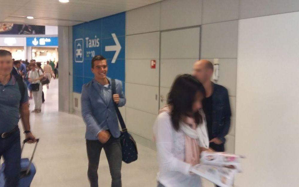 Giovani Lo Celso a débarqué à Paris