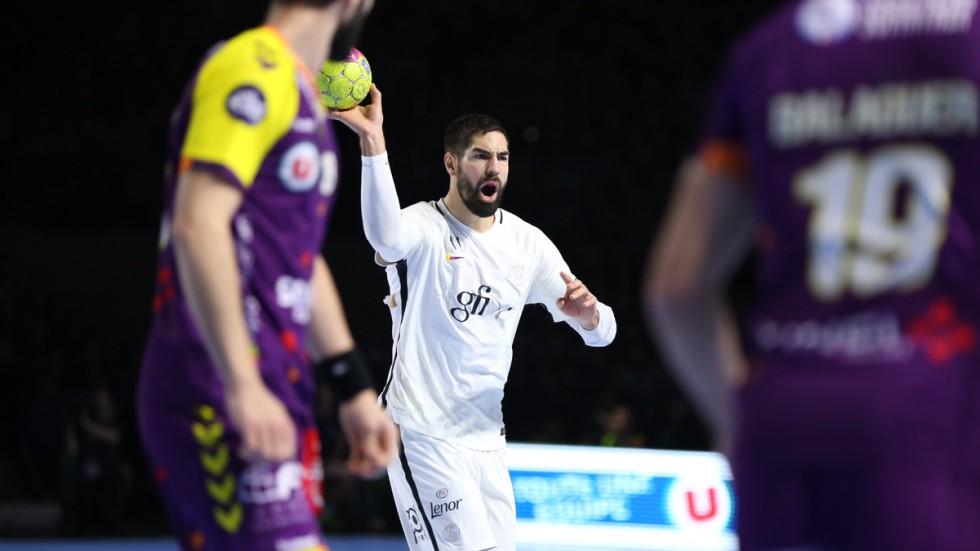 Handball- Nikola Karabatic souffre d'une entorse bénigne