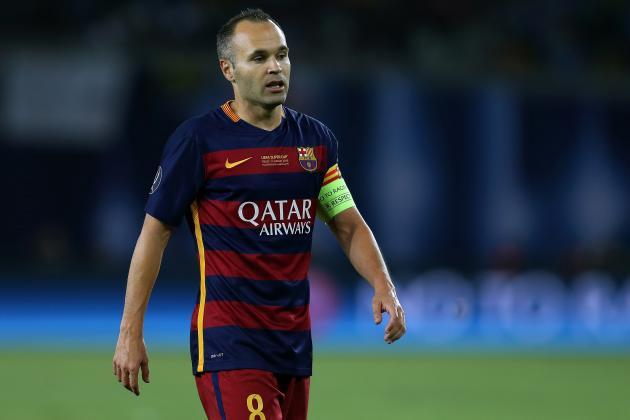 """Barça/PSG - Iniesta """"c'est quand tout est perdu que nous sommes les plus dangereux"""""""