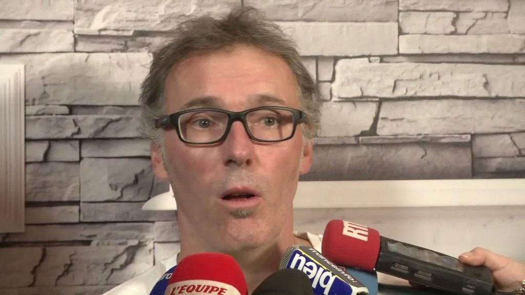 Laurent Blanc « J'ai toujours envie d'entraîner »