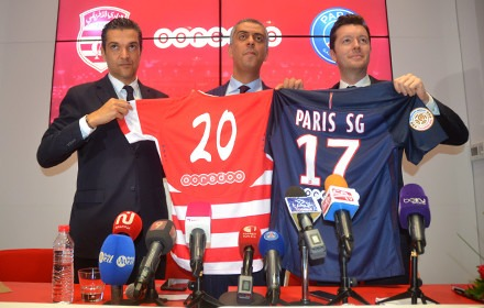 Le PSG disputera le Trophée Ooredoo des Champions contre le Club Africain le 4 janvier