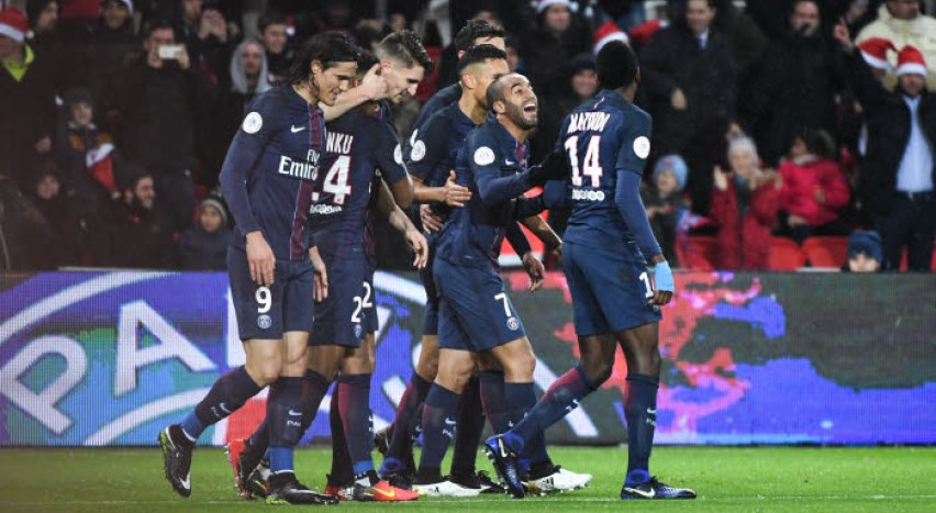 Ligue 1 - Au classement des valeurs d'effectifs, le PSG est largement premier et Dijon dernier