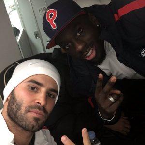 Les images partagées par les joueurs du PSG ce vendredi en route vers Montpellier!