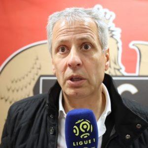 """LDC - Lucien Favre commente l'élimination du PSG """"il ne faut pas tout voir en noir"""""""