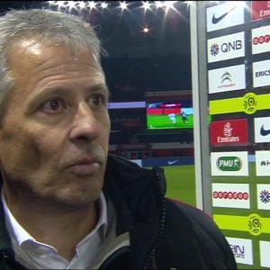 Lucien Favre PSG/OGC Nice