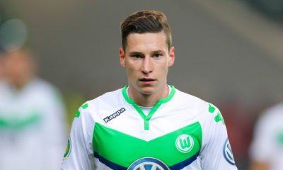 """Draxler """"Il était désagréable pour tous"""", confie l'entraîneur de Wolfsburg"""