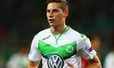 Mercato - Wolfsburg veut 40 millions d'euros pour Draxler, le PSG propose 30 et Arsenal 35, selon RMC