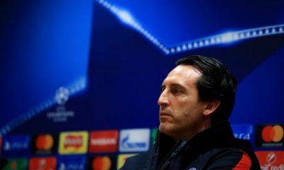 PSG/Barça - La conférence de presse d'Unai Emery: tactique, travail et confiance