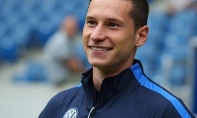Wolfsburg officialise le transfert de Draxler au PSG!