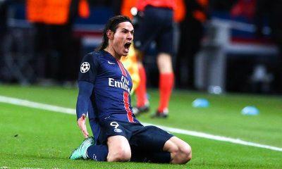 Cavani a égalé le record de buts d'Ibrahimovic une première moitié de saison