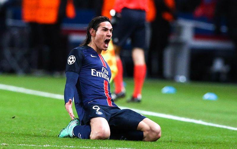 Edinson Cavani égale déjà Zlatan Ibrahimovic