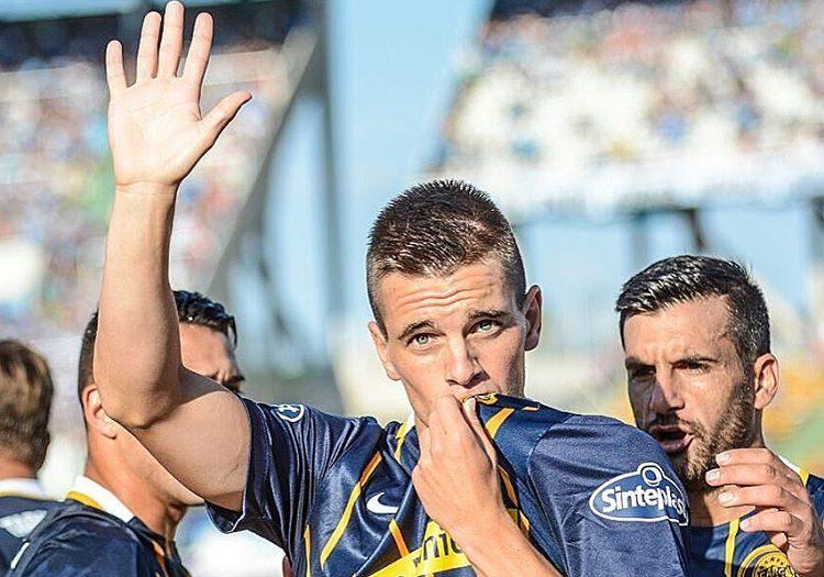 Le dernier message de Lo Celso aux supporters de Rosario