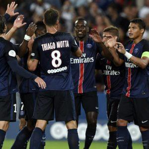 Rennes/PSG - Le groupe parisien avec Draxler, mais sans Lo Celso, Pastore ni Krychowiak