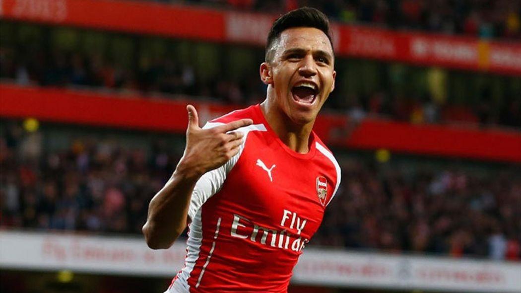 Le PSG destination préférée d'Arsenal pour Sanchez