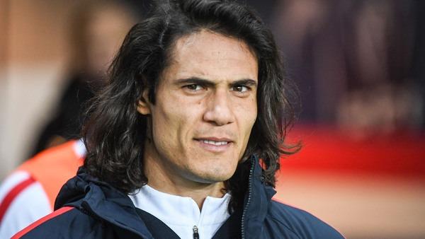 Ligue 1 - Cavani avoue son admiration pour l'attaque de l'AS Monaco et évoque l'envie de titre