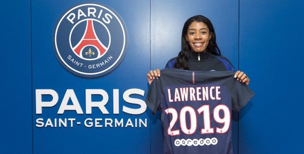 Féminines - Ashley Lawrence signe au PSG jusqu'en 2019!