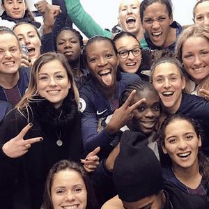 Féminines - Les Parisiennes étrillent Bourges 19-0, en 32e de finale de la Coupe de France