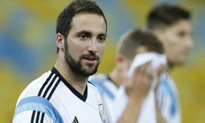 Gonzalo Higuain confirme des contacts avec le PSG, lorsqu'il était au Real Madrid
