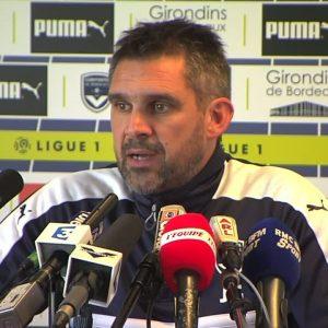 """Ligue 1 - Gourvennec """"Monaco est moins dominateur que Paris, mais a des fulgurances"""""""