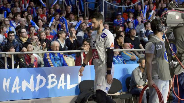 Handball - Luka Karabatic blessé, coup dur pour les Bleus