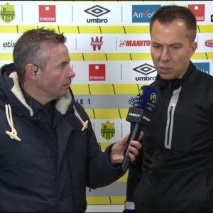 Johan Hamel arbitre Nantes-PSG